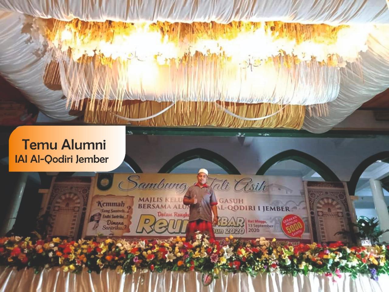 Mahasiswa IAI Al-Qodiri Jember Juara 2 Lomba Karya Tulis Ilmiah Tingkat Nasional Universitas Darussalam Gontor