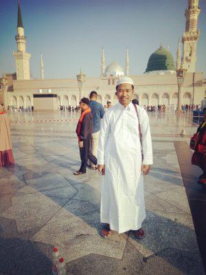 Dr. MUHAMMAD 'AINUL YAQIN, M.Pd.I