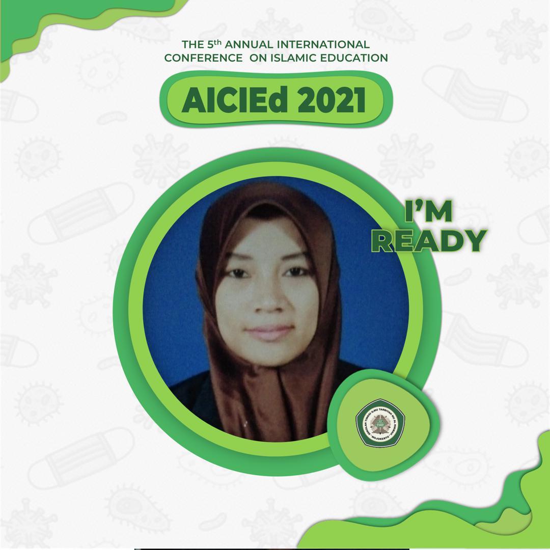 Mahasiswi PIAUD IAI Al-Qodiri Jadi Presenter Konferensi Internasional