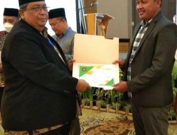 IAI Al-Qodiri Jember Menyabet 2 Penghargaan dari Kopertais Wil. IV Surabaya